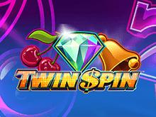 Игровой автомат Twin Spin онлайн