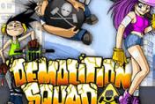 Игровой автомат Demolition Squad в режиме demo