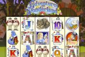 Adventures in Wonderland – онлайн-слот от Ash Gaming