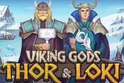 Играть в топовый автомат Скандинавские Боги: Тор и Локи